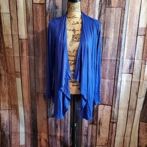 Rags and Couture Draped Open Front Cardigan 2pk